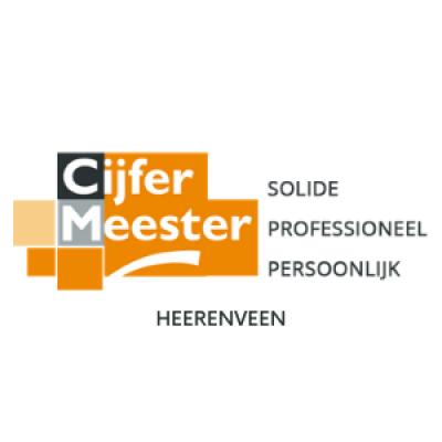 Logo CijferMeester Heerenveen