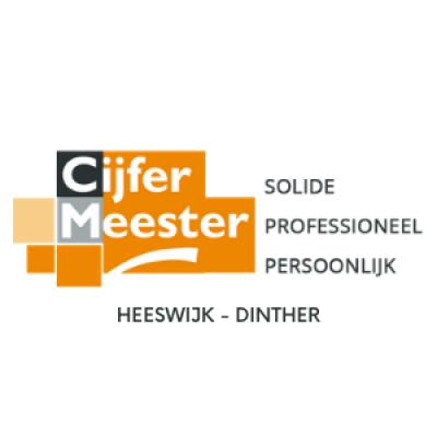 Logo CijferMeester Heeswijk - Dinther
