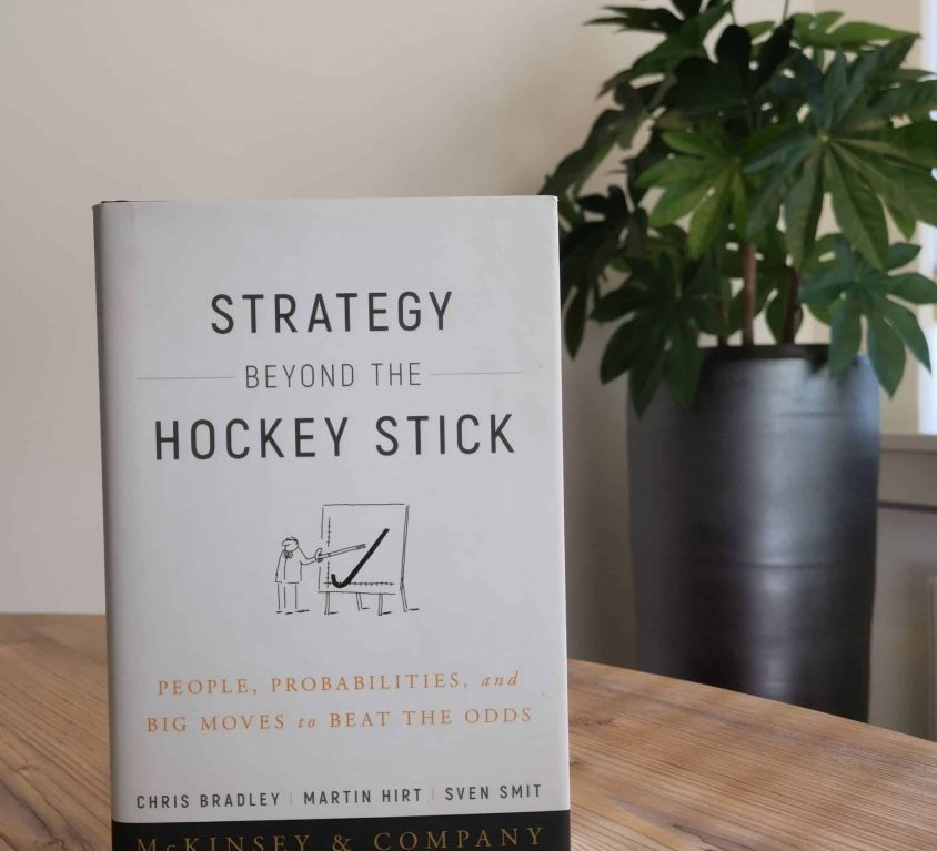The Strategy Beyond the hockeystick