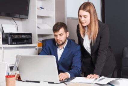 Assistent bij adviesfunctie