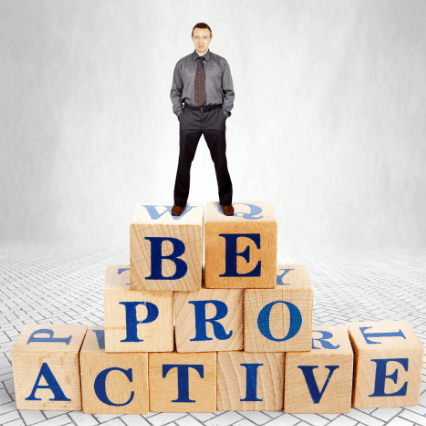 Proactief adviseren